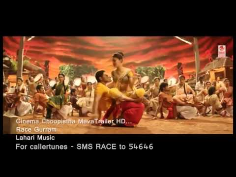 Allu Arjun New Race Gurram Movie Back-to-back Video Songs Hd video