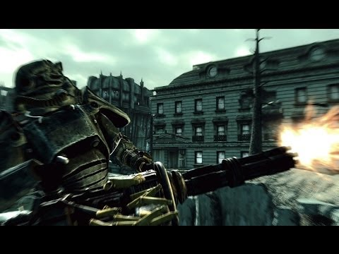 Fallout 3 - Top 10 Weapons (AFTER DLC)