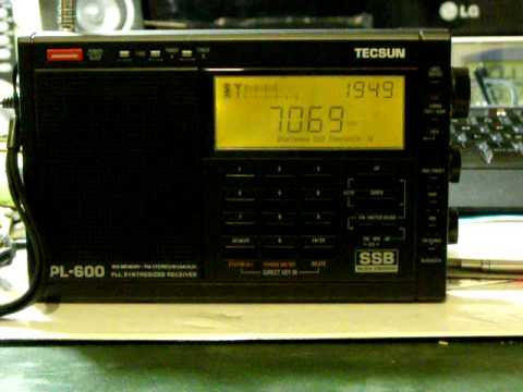 italian ham calling dx on tecsun pl600.AVI