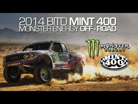Monster Energy: The Mint 400, The Great American Off-Road Race