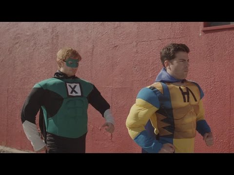 Hoodie Allen ft. Ed Sheeran - All About It
