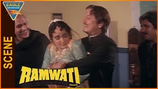 Ramwati Hindi Movie || Anupam Kher Compulsion To Upasana Singh || Eagle Hindi Movies