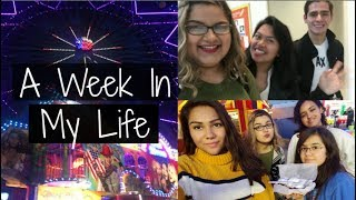 A WEEK IN MY LIFE! | Lesley Rico♡