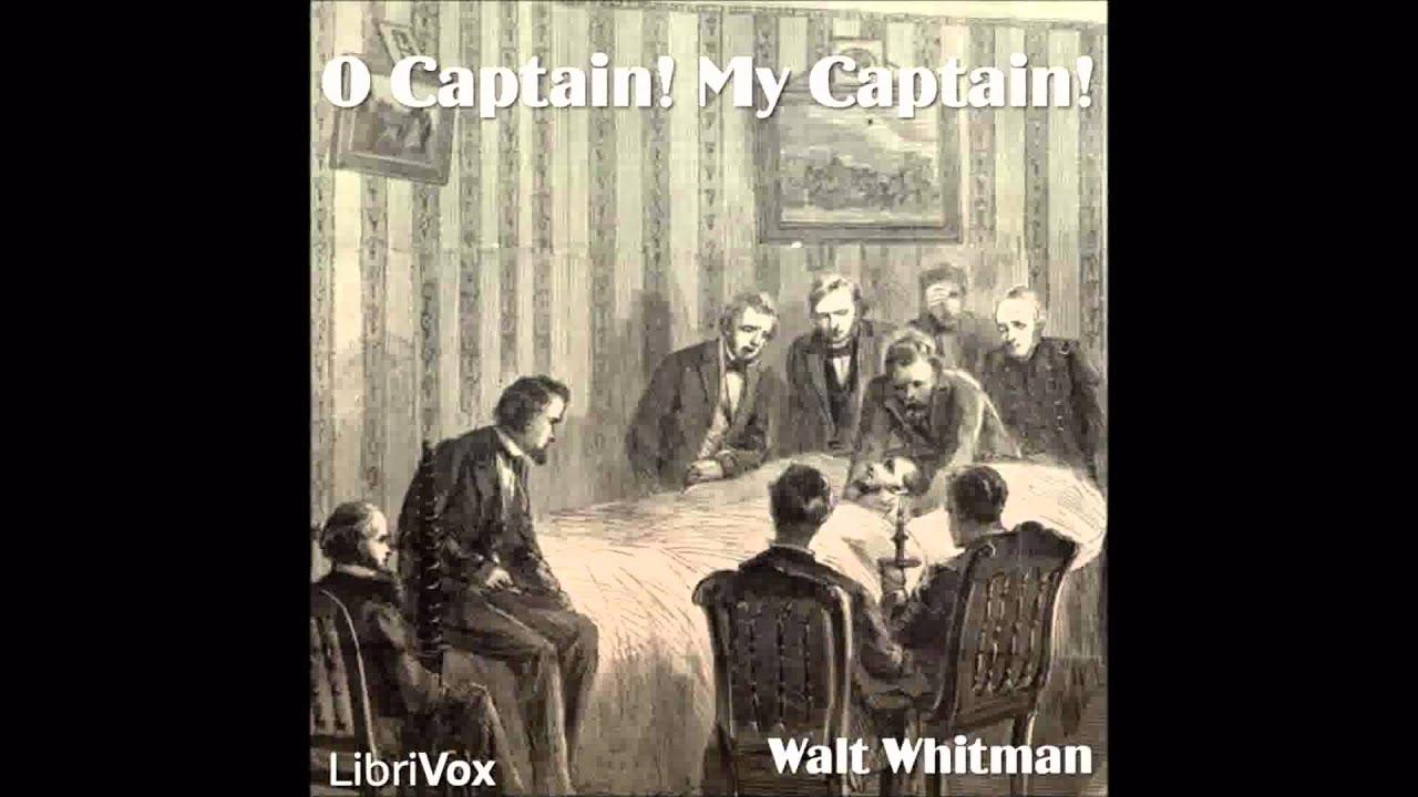 Captain  My Capt...O Captain Poem