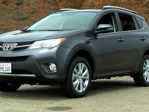 Car Tech - 2013 Toyota RAV4 Limited