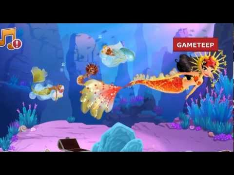 How to get Sun Star Mermaid in Mermaid World! wbangcaHD!