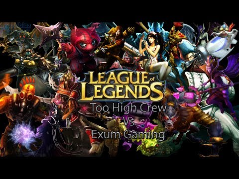Mondocon Too High Crew VS. Exum Gaming