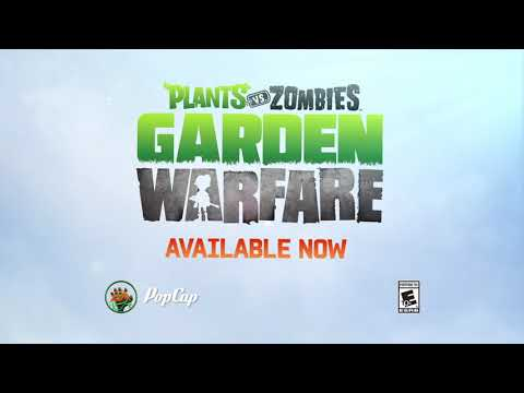 Plants vs. Zombies Garden Warfare - Zomboss Down Trailer