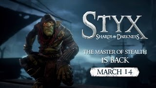 Styx: Shards of Darkness - Launch Trailer [PL]