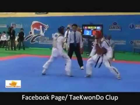 Taekwondo EPIC Knockouts