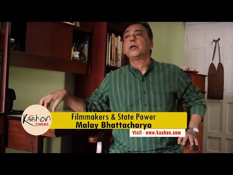 The State and The Filmmakers of Tomorrow I Malay Bhattacharya