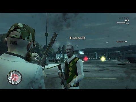 GTA 4 - Lur и Zombie-KSS - Встреча с убойными читерами, читерастами!