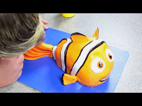 Nemo Cake (How To) - CakesByChoppA