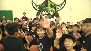 Elite Basketball Camps - Summer 2018 - Week 7 (July 30 - Aug 3) - Richmond Hill - Youth Camp