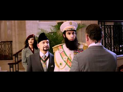 The Dictator Movie - Funny Scenes Part 1 Music Videos