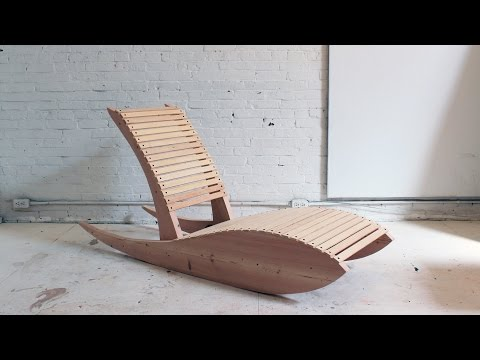 DIY Rocking Lounge Chair 1.0
