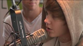 Download Lagu W5: Rare interview before Justin Bieber was a star Gratis STAFABAND