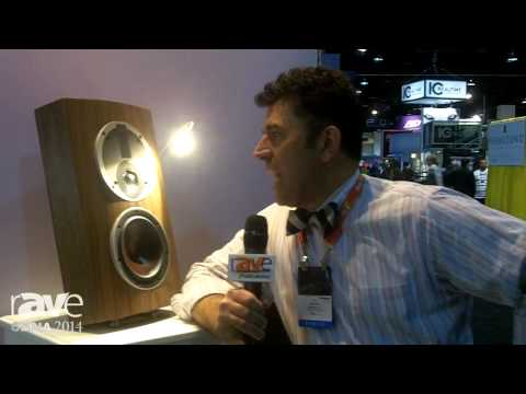 CEDIA 2014: DALI Loudspeakers Exhibits New Rubicon Series With Trickle Down Technology