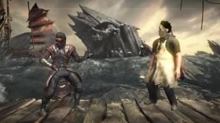 Mortal Kombat XL PS4 Gameplay!!!!!!