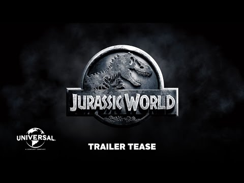 Jurassic World — Trailer Premiere Thursday November 27 (HD)