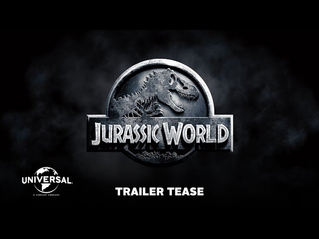 Jurassic World - Trailer Premiere Thursday November 27 (HD)