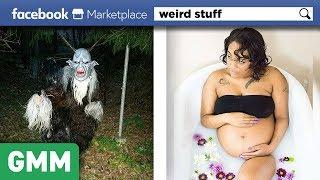 Weirdest Facebook Marketplace Items (GAME)