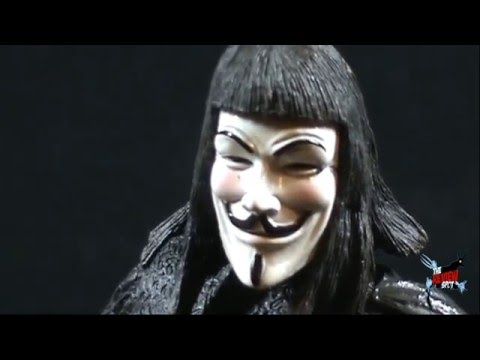 Toy Spot - Neca V for Vendetta V