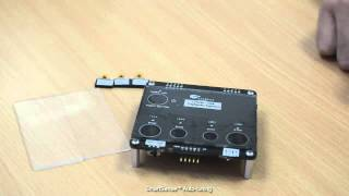 [CapSense CY3280-MBR Evaluation Kit Demonstration Video] Video