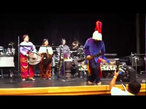 Philippine Folk Music: kulintang video