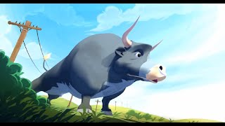 Animated Short Film HD For Kids - Fat and Fun Story Funny Cartoons