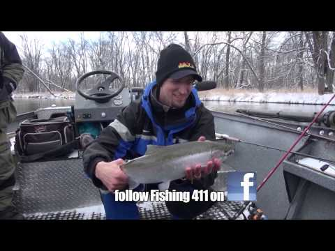 2014 Show #11: Winter Steelhead Fishing on the Big Manistee River