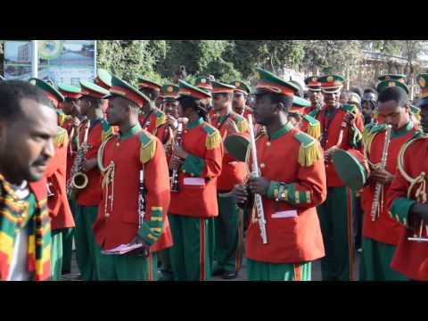 Mahmud Ahmed Songs  Teresash Woy & Selam By March Bands Adwa Celebration Addis Ababa