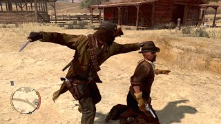 Sly Gameplay - Red Dead Redemption Best Moments Compilation Vol.10 (Physics/Animations)