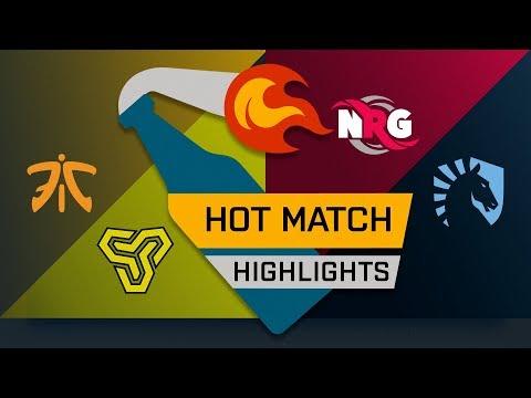 CS:GO - Hot Match Highlights #5 | ESL Pro League Season 7