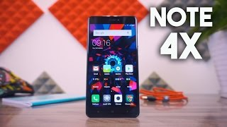 Xiaomi Redmi Note 4X, review en Español