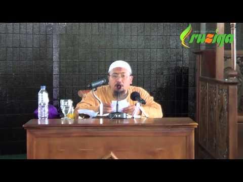 Ust. Mahfud Umri - Keutamaan As Sunah Dalam Syariat Islam Bag. III