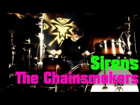 Download  The Chainsmokers, Aazar - Siren | Matt McGuire Drum Cover | NamedNeo Gratis, download lagu terbaru