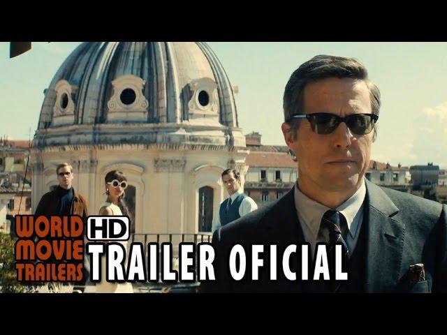 O Agente da U.N.C.L.E. Trailer Oficial #2 Legendado (2015) - Henry Cavill HD