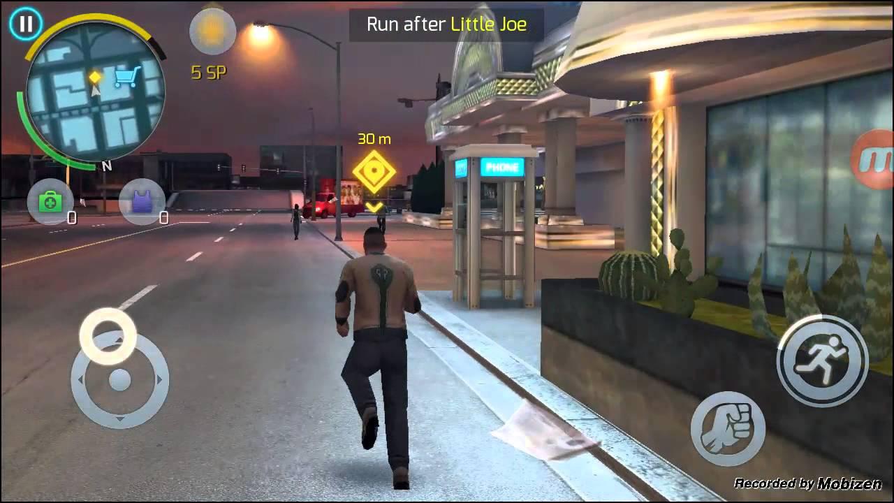 ���� ��������� ������� ������� ������� : Gangstar Vegas v2.0.1b ����� �����