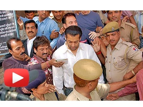 Is Mumbai Police Helping Salman Khan In The Hit And Run Case 2002 ?