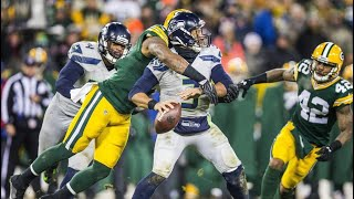 "Green Bay vs. Seattle ""Wilson's Lambeau Nightmare"" (2016 Week 14) GB's Greatest Games"