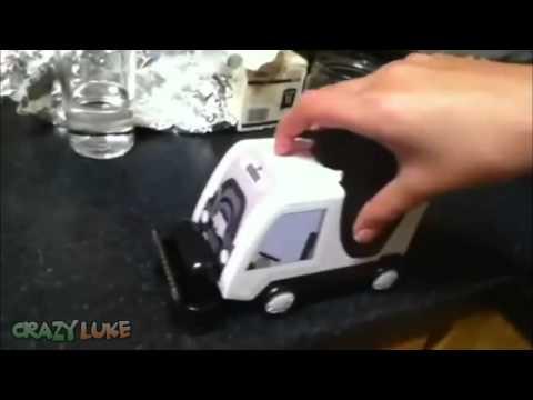Mini Macchina Pulitrice Scrivania – crazyluke
