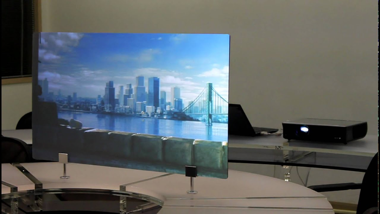 rear projection Designed for rear projection applications screen goo rear projection coating sprayed (only) on a suitable substrate are all that's required to create an excellent.