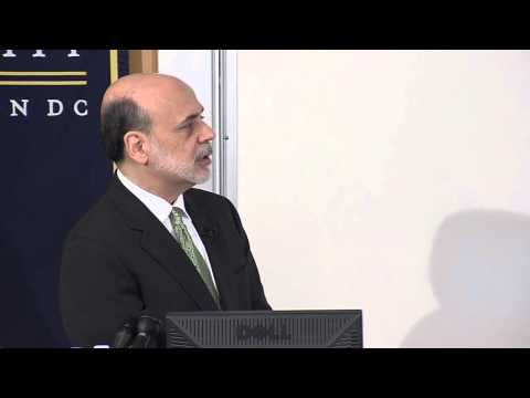 Chairman Bernanke s College Lecture Series: The Federal Reserve and the Financial Crisis, Part 2