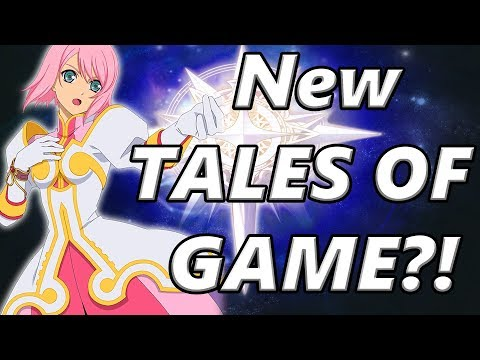NEW Tales of Game FINALLY IN DEVELOPMENT for consoles PS4, Switch, Xbox One