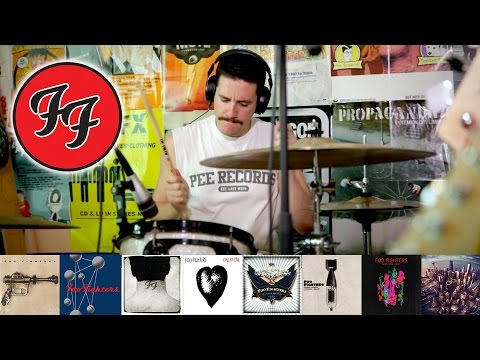 Drummer Kills It With His Foo Fighters Chronology