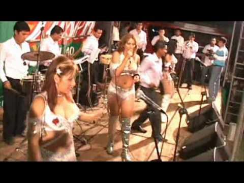 REYNAS DE LA CUMBIA  -  No Voy  a LLorar (PRIMICIA 2010)