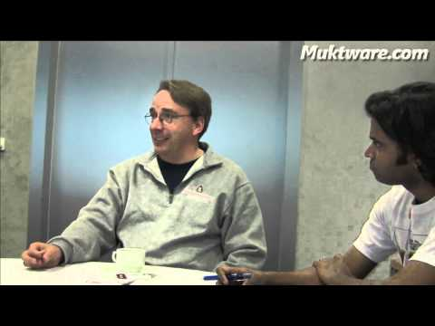 Linus Torvalds: Disagreement With Free Software Foundation