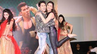 UNCUT Jaaneman Aah Song Launch | Dishoom | Varun Dhawan, Parineeti Chopra