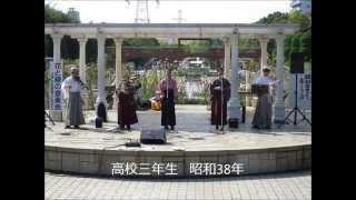 高校三年生 舟木一夫  昭和38年 バイオリン演歌